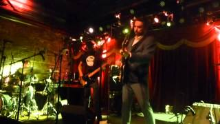 Cover images The New Mastersounds -  Burnt Back 9-12-14 Brooklyn Bowl, NY