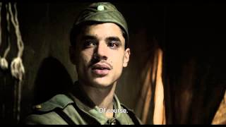 'Eva no duerme' de Pablo Agüero con Denis Lavant