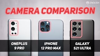 OnePlus 9 Pro Camera Review & Comparison Test vs iPhone 12 Pro Max, Galaxy S21 Ultra: Improved!