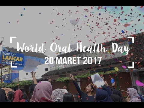 WORLD ORAL HEALTH DAY 2017 WITH FKG UGM