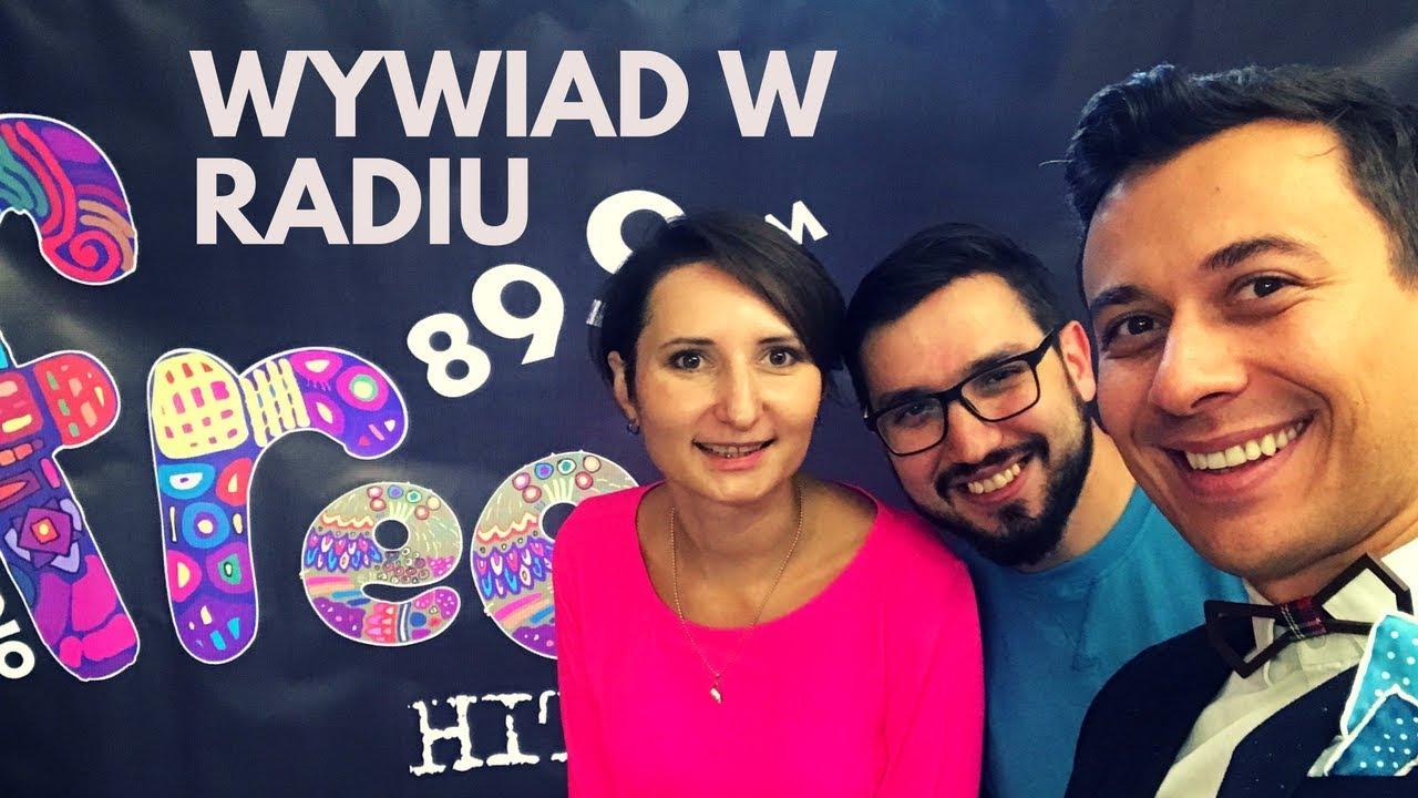 Kim jest digital nomad? Wywiad w Radio Freee Lublin
