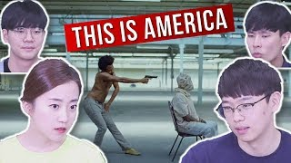 "Koreans React to ""This Is America"" by Childish Gambino - Stafaband"