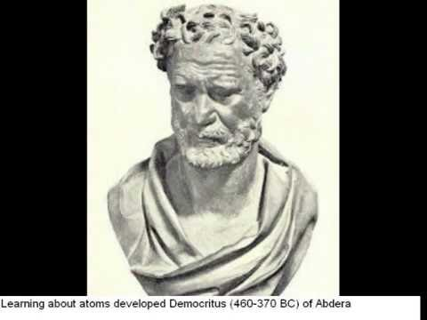 Ancient Atomists - Leucippus and Democritus
