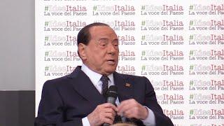 Berlusconi, il 19 ottobre in piazza con Salvini: