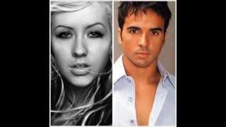 Christina Aguilera Feat. Luis Fonsi - Si No Te Hubiera Conocido