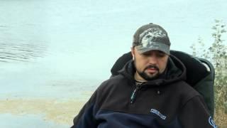 Кресло EOS для рыбака. Обзор и тестирование во время рыбалки