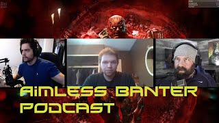 Aimless Chatter Podcast - #104 SPC, Games, Tv Shows, Comics Books, And Real Life