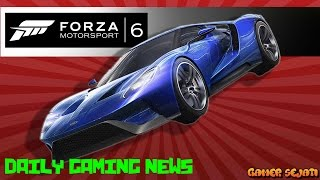 FORZA MOTORSPORT 6 - UPDATE TERBARU !!! - Daily Gaming News Indonesia -