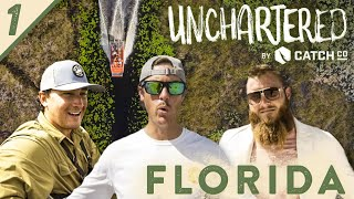 "Unchartered: Florida Pt. 1 ""The Glades"" ft. LakeForkGuy, Lawson Lindsey, and LOJO!"