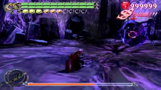 Devil May Cry 3 Mission 19 - Forces Collide [Dante Must Die]
