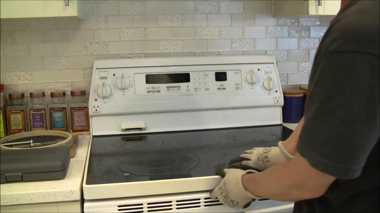 replace dual heating element on kitchenaid superba ykerc507hw4 range stove oven