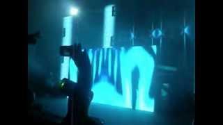 DJ Pauly D Performing Live In Detroit, Michigan