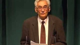 Howard Zinn Lecture Series: Howard Zinn, Bringing Democracy Alive