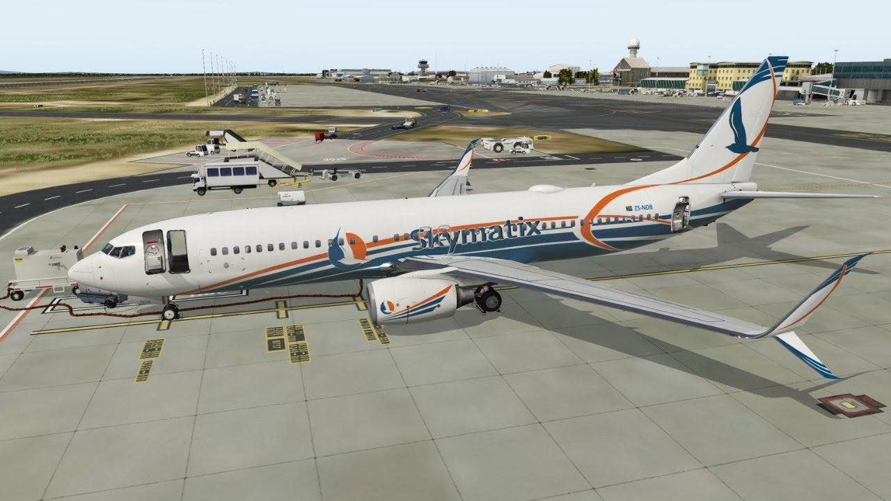 Test Flight - Automatic descending test @ T/D