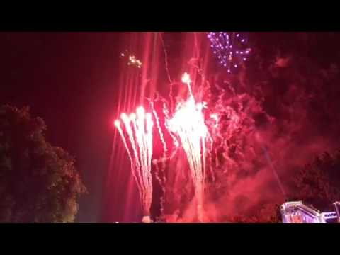 Fireworks At NFL Annual Meeting Party