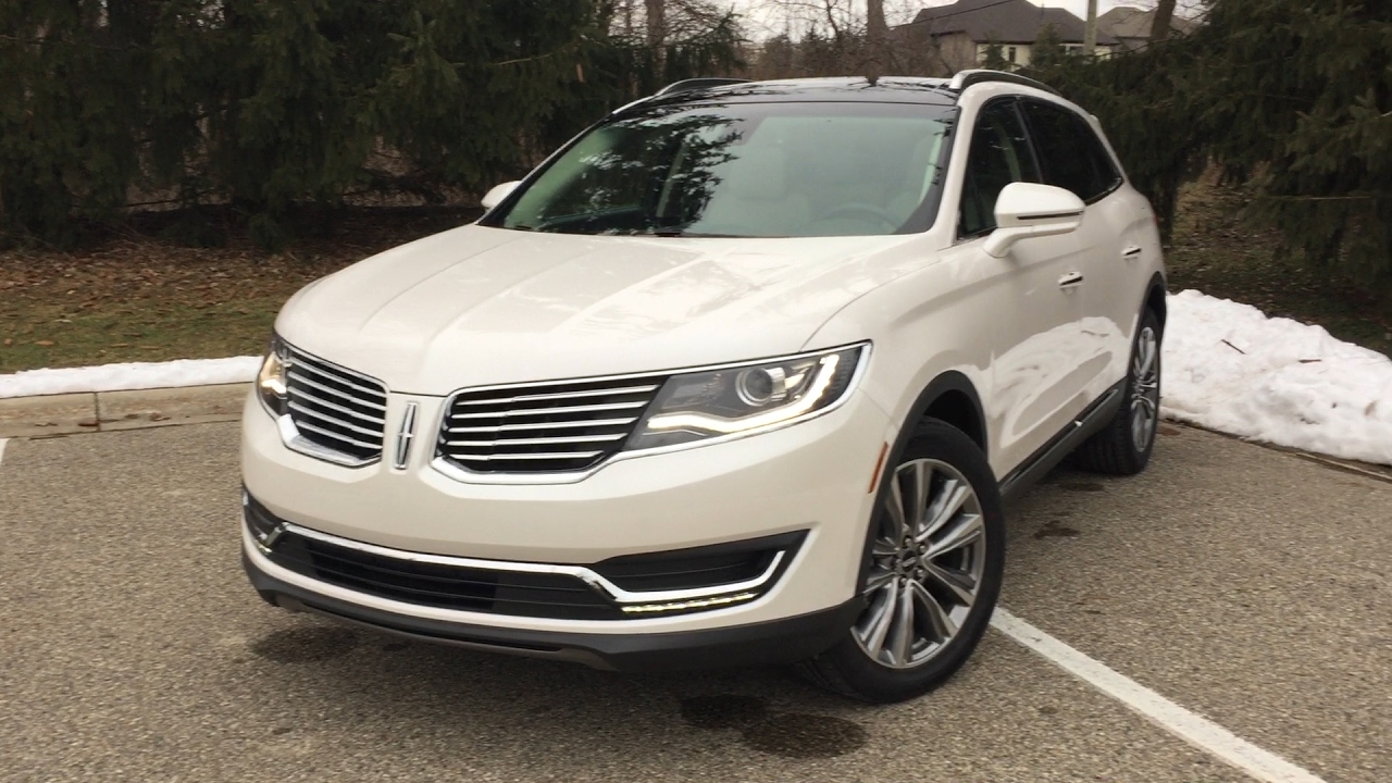2016 Lincoln Mkx Reserve Edition Review