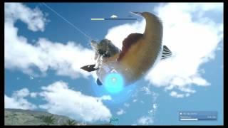 Vídeo Final Fantasy XV