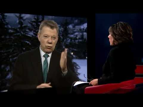 Colombian President: Don't tweet foreign policy.