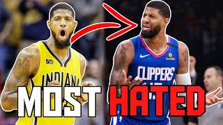 Where Paul George WENT WRONG & Why He Is The MOST HATED NBA Player Going Into The 2021 Season