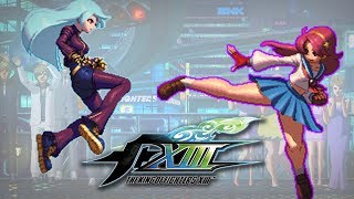 2D Fighters are Best: THE KING OF FIGHTERS XIII - PC Review