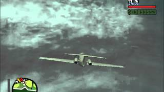 GTA San Andreas: How To Fly A Plane