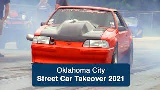 OKC Street Car Takeover 2021
