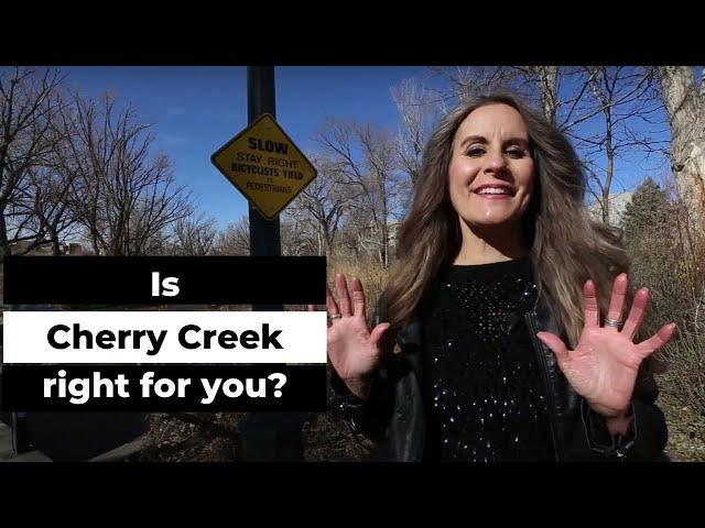 Cherry Creek - My Denver View
