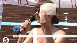 Януковичу подарували плацкартний квиток на потяг(, 2012-07-09T12:11:18.000Z)