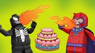 Самый вкусный торт! Новые Лего мультики на русском. Мультфильмы 2018