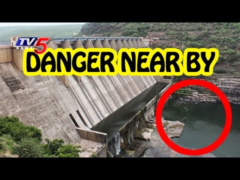 Srisailam Dam in Danger | TV5 News