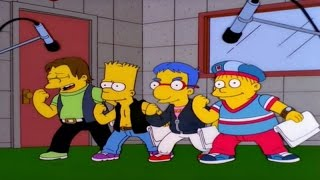 Los Simpson !!! La Banda de Luxo
