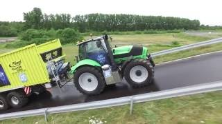 ZF Innovation Tractor - Traction Management