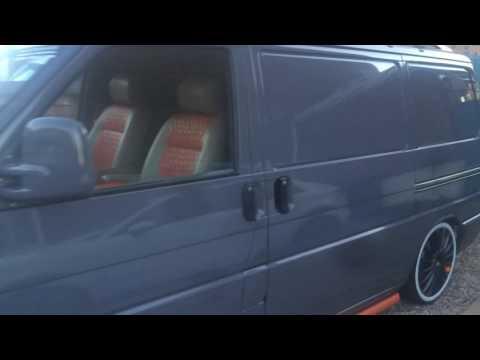 My project VW T4  walk around. Volkswagen Transporter T4 / camper / surf van / day van