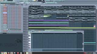 Calvin Harris - Summer (Original Mix) (FL Studio Remake + FLP)