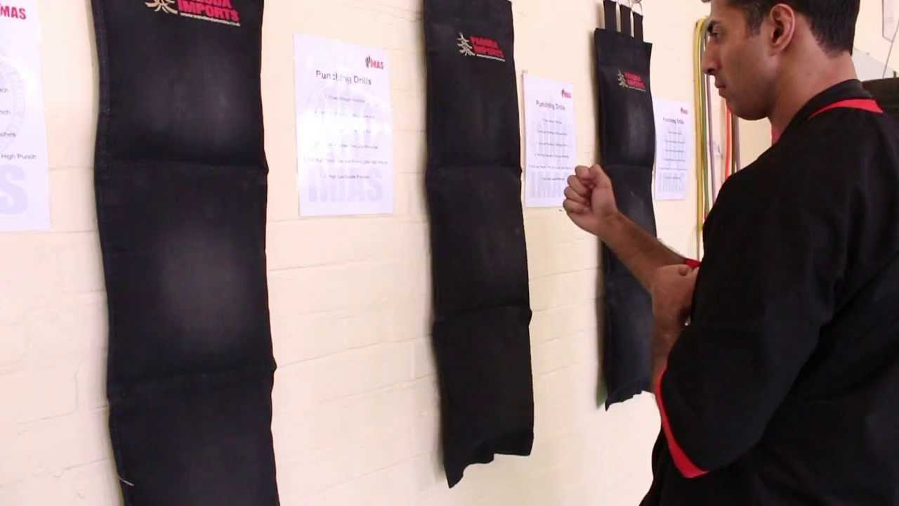 Improve Your Wing Chun Punching Drills Youtube