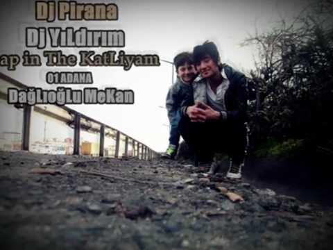 DJ PİRANA - YILDIRIM ELMAS - HADİ VUR BENİ - (Gümüş Records) #ADANA