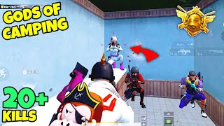 "This PRO SQUAD Used ""WORLD'S BEST CAMPING TRICK"" Against Me - MRXHindiGaming"