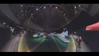 Новейший истребитель МиГ 35  презентация в 360