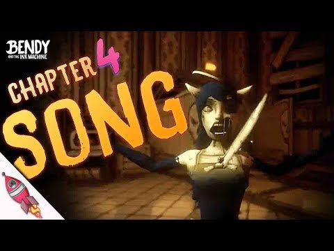 Bendy and the Ink Machine Chapter 4 Song | End the Angel | Rockit Gaming