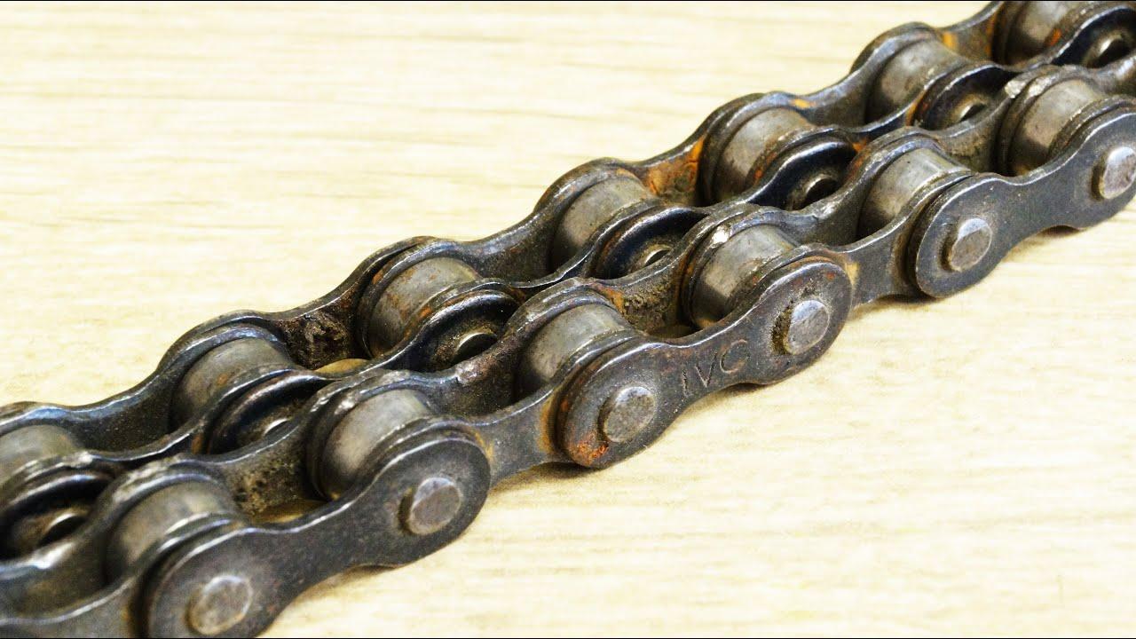 Мало кто знает об этой функции велосипедной цепи!