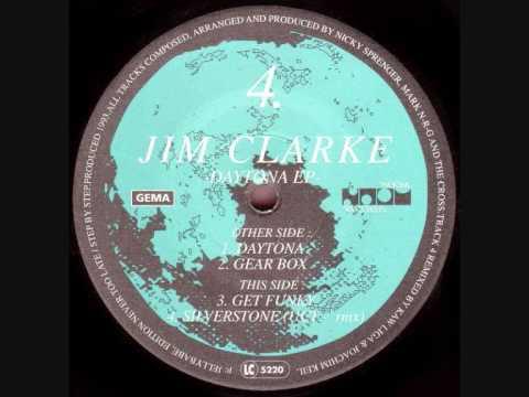Jim Clarke - Daytona