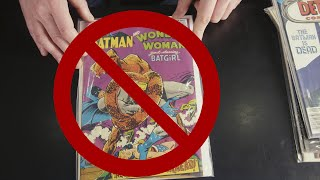 Did you know: Comic books depicting crime are technically illegal in Canada