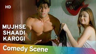Mujhse Shaadi Karogi - सलमान खान की हिट कॉमेडी - Akshay Kumar - Hit Comedy-Shemaroo Bollywood Comedy