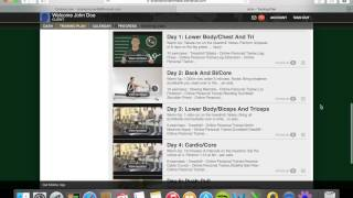 How Does Online Personal Training Work?