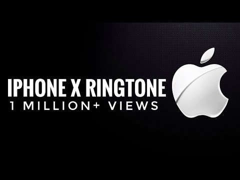 Iphone X Ringtone.. Trap Remix... Download Link In Description