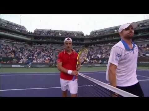 Nadal, Federer Win In Indian Wells Wednesday Night Highlights