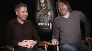 SINISTER 2 Interview: Ciaran Foy and Robert Cargill