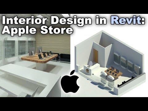 Revit Interior Design Apple