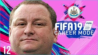 FIFA 19 Newcastle Career Mode S2 Ep12 - 35 MILLION TO SPEND!!