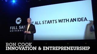 Innovation & Entrepreneurship Master's Program